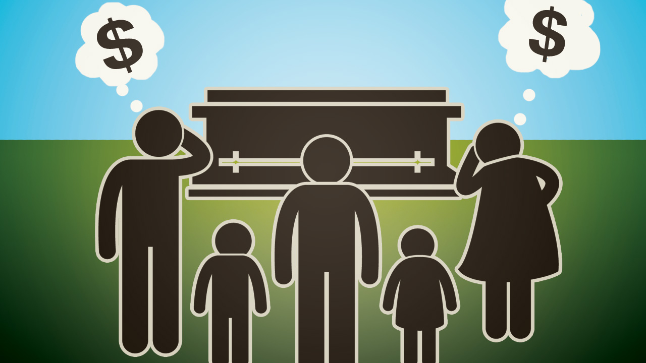 What Are Cash Advance Items In Funerals