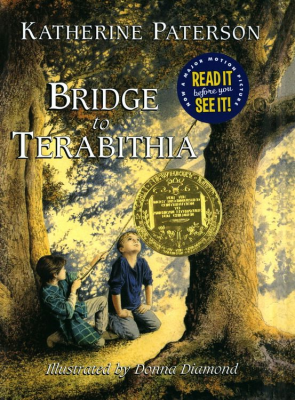 A realist novel in the bridge to terabithia by katherine patterson