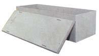 concrete burial vault grave liner